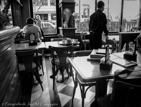 Café de Av. de Mayo