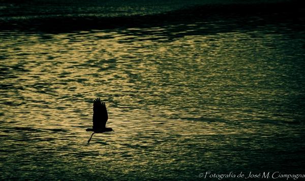 Volando sobre el Río Primero, Río Primero, Córdoba