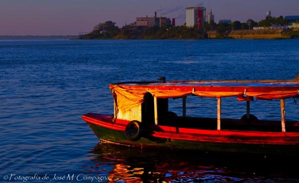 La barca formoseña