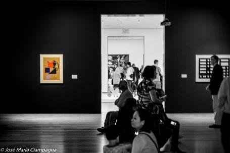 Interior MoMA