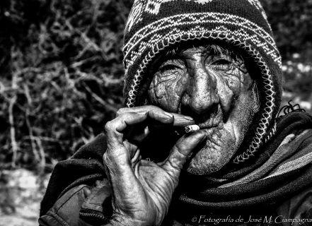 Fumador salteño