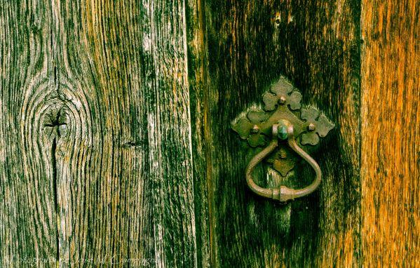 Detalle de Puerta, Stratford, England