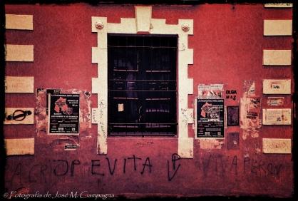 Ventana de Barrio Guemes