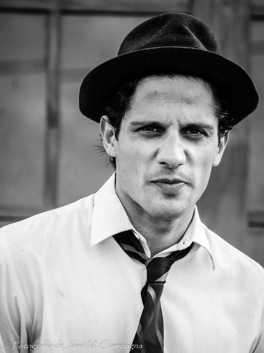 """Buli"" Ferreyra, actor, Córdoba"