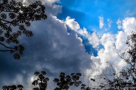 Cielo en Cataratas