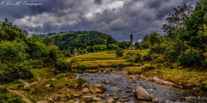 Glendalough foto color