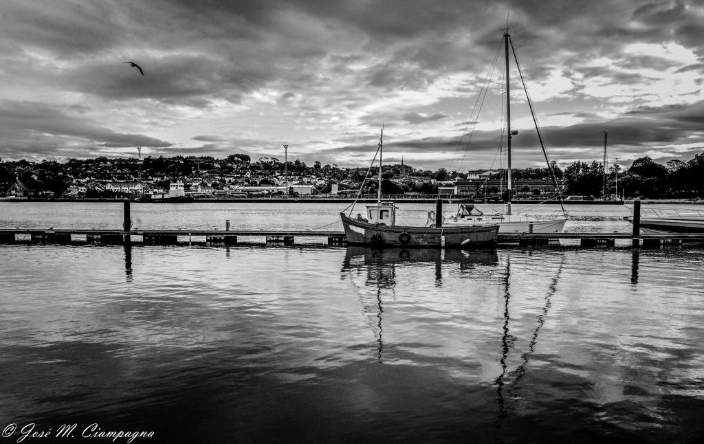 Puerto de Waterford, Irlanda