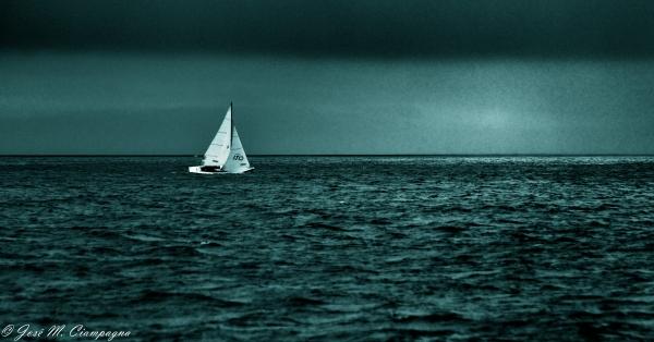 Frente de tormenta, Marina