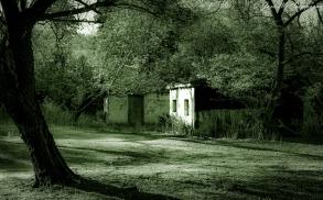 Luces y sombras sobre las viejas casas