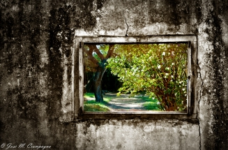 La ventana, Río Primero, Córdoba