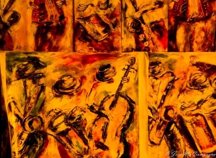 Pintura en las calles