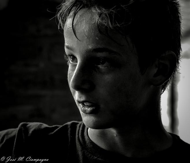 Retrato de joven