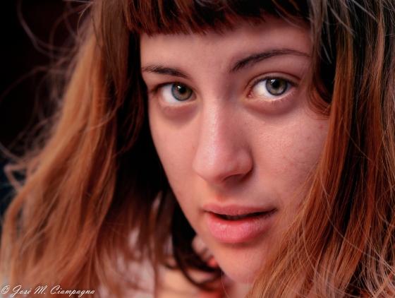 Los ojos verdes de wendy