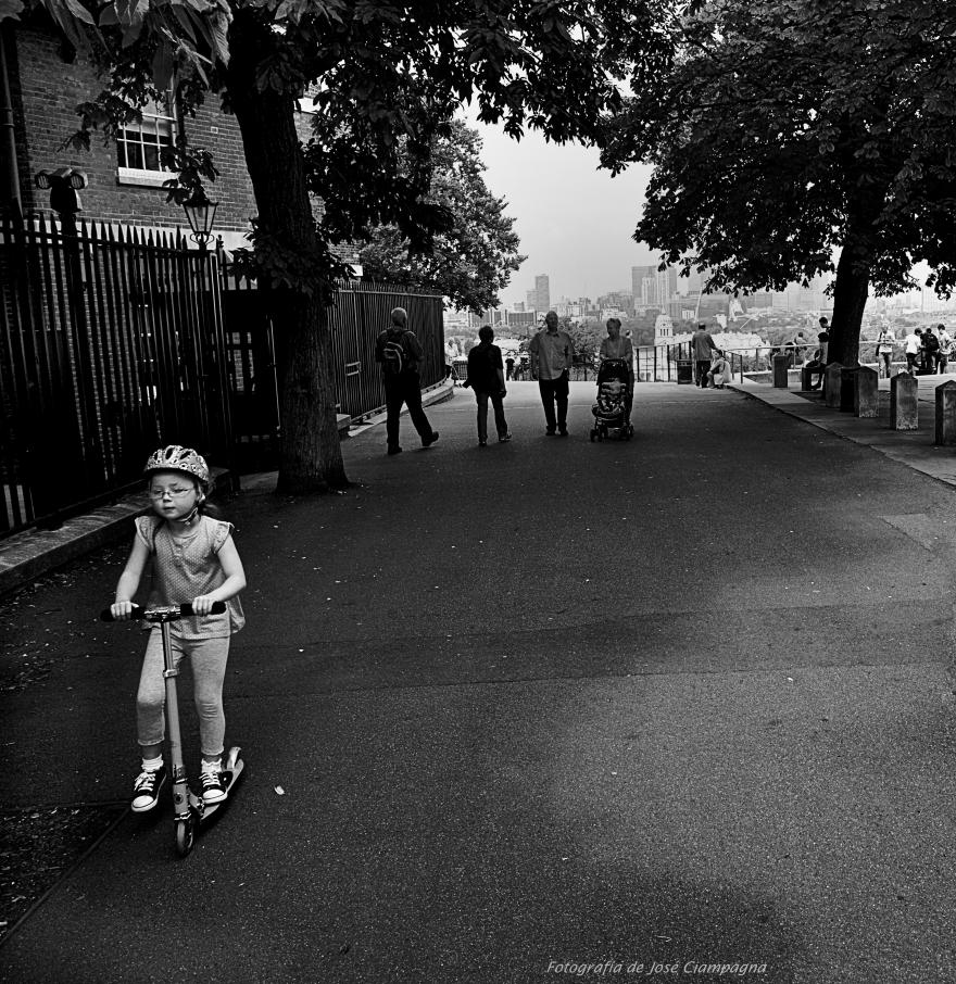 Paseando por Greenwich, UK