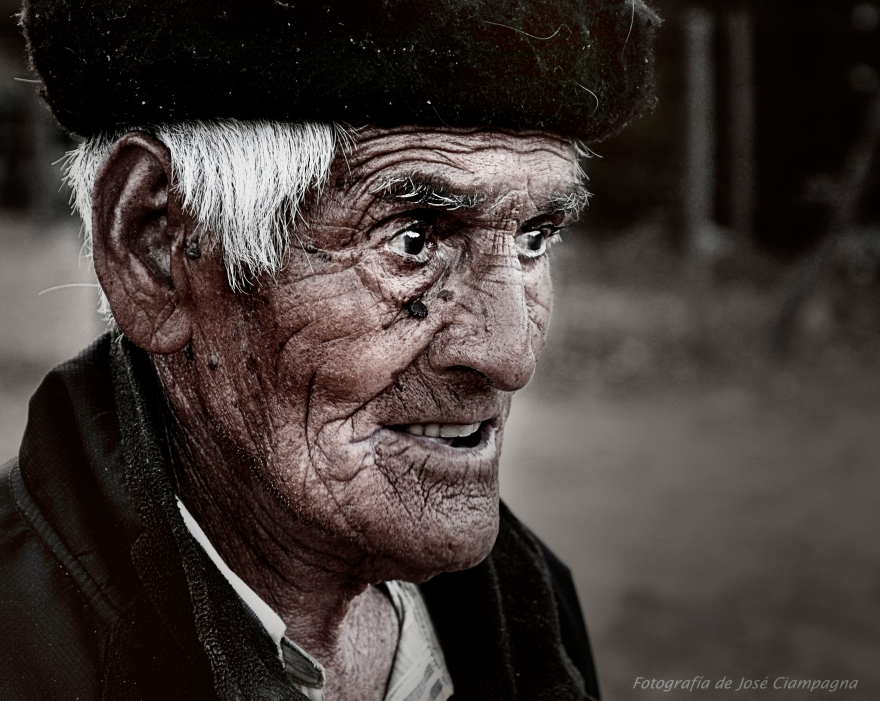 El abuelo del Puente