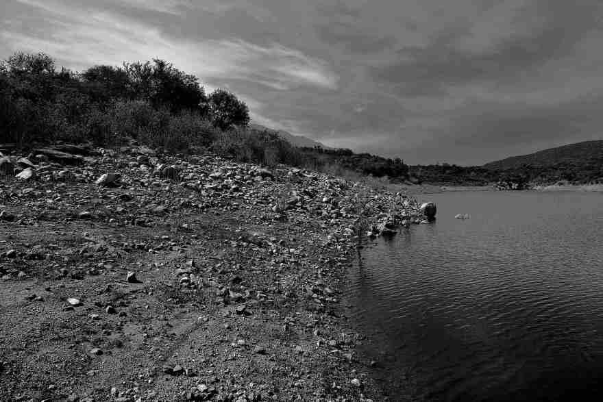 Pequeño Lago, Las Rabonas, Córdoba