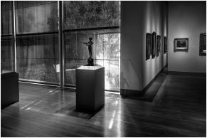"""Luces de museo"". Museo de arte de Dallas. USA. Mayo 2016"