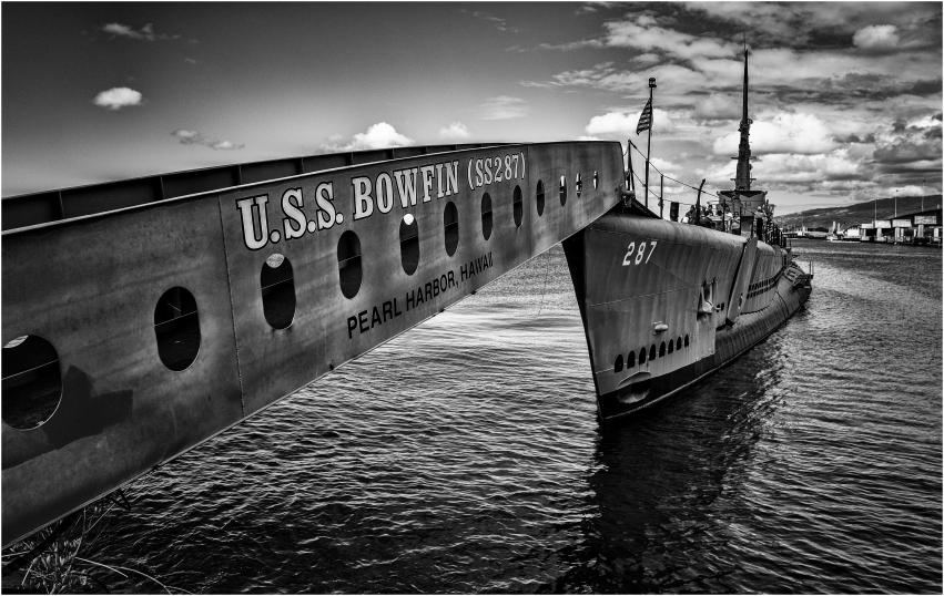 U.S.S. Bowfin (SS87)