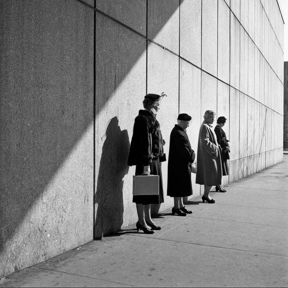 October 31, 1954. New York, NY