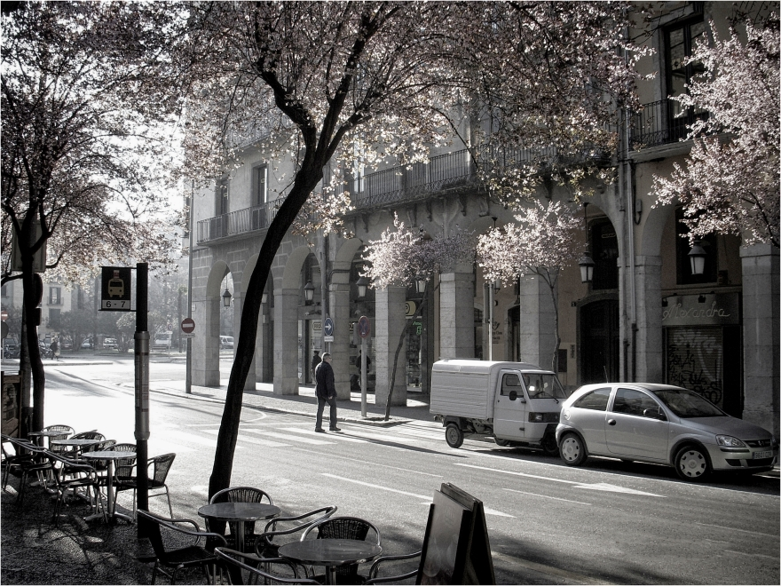 Luces de Girona Girona, España