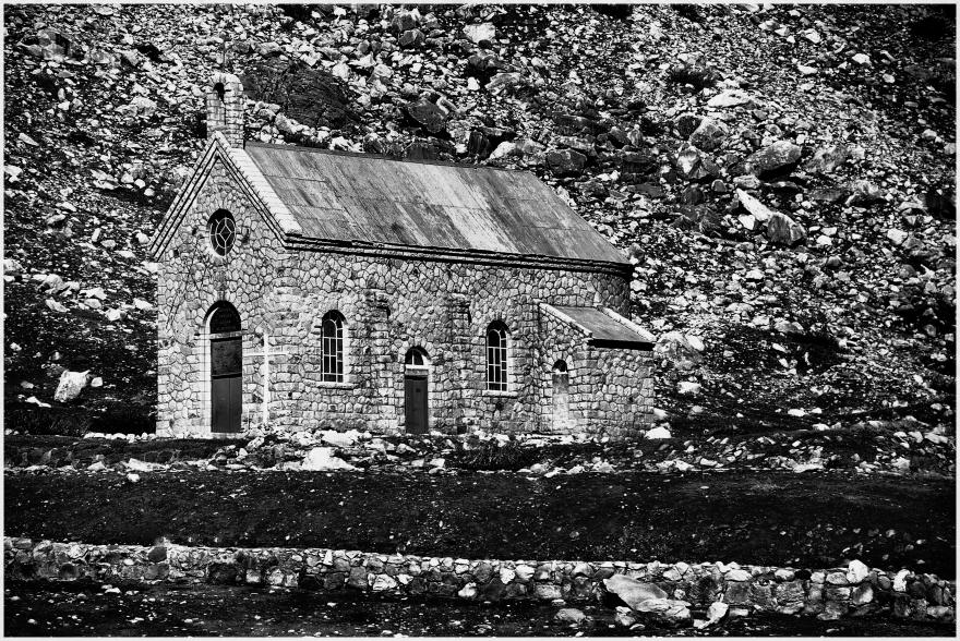 Iglesia de piedras