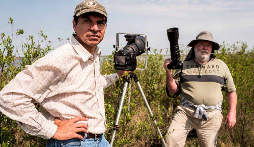 Carlos Carmona y Horacio Kulify