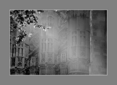 Luces de WestMinster Abbey, Londres