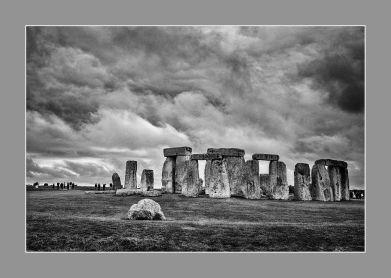 Nubes de Stonehenge
