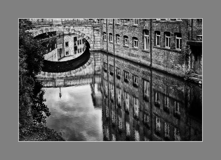 Puente en Straford upon Avon