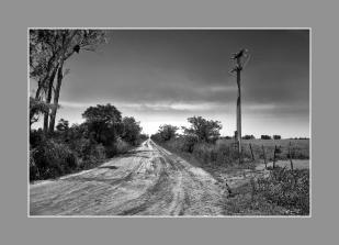 Caminos de Río Primero, zona rural de Río Primero, Córdoba, Argentina