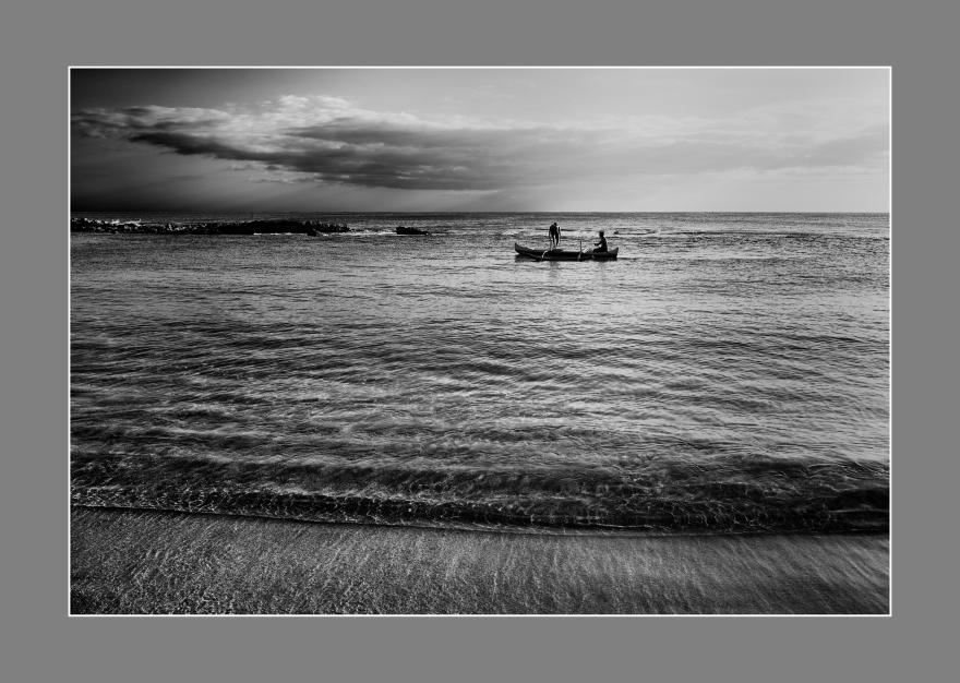 Pescadores de Ohau con marco.jpg