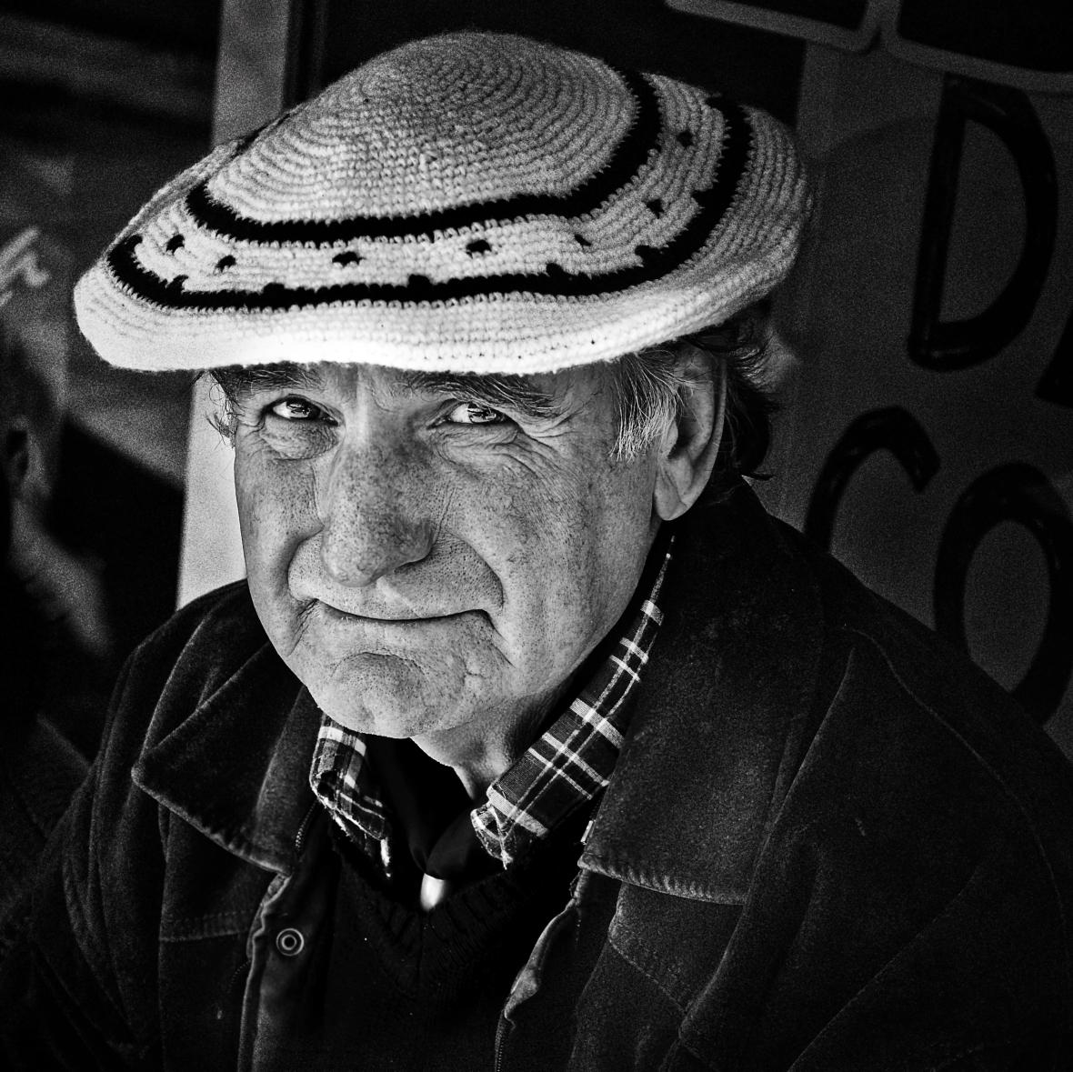 """""""El gaucho gringo"""", Piquillín, Departamento Río Primero, Córdoba, Argentina."""