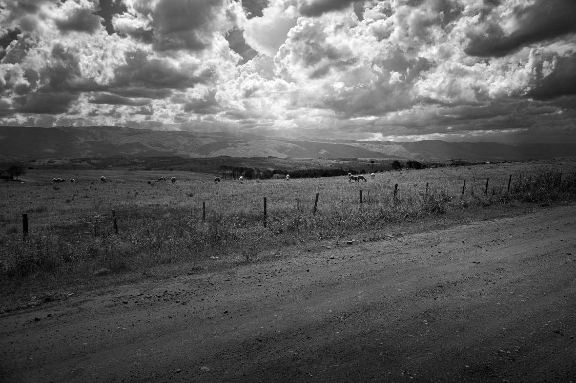 Luces Yacantinas. Valle de Calamuchita, Córdoba, Argentina.