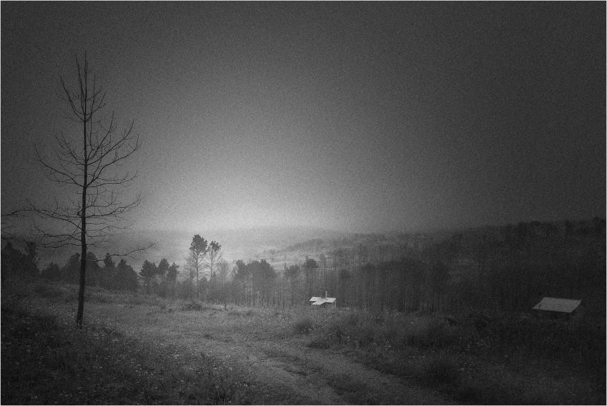 Niebla en Yacanto