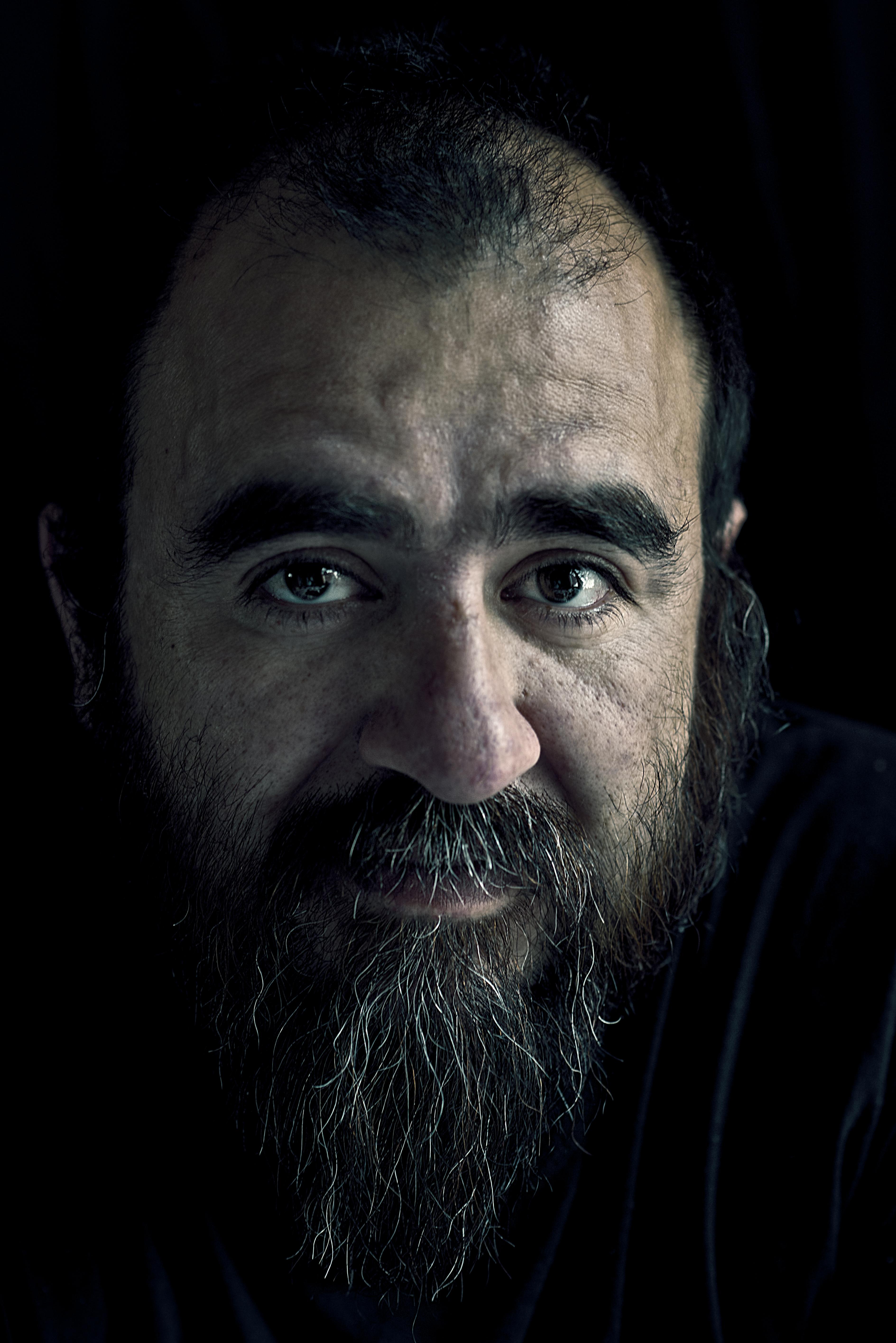 Retrato de Mariano en color. Noviembre 2017