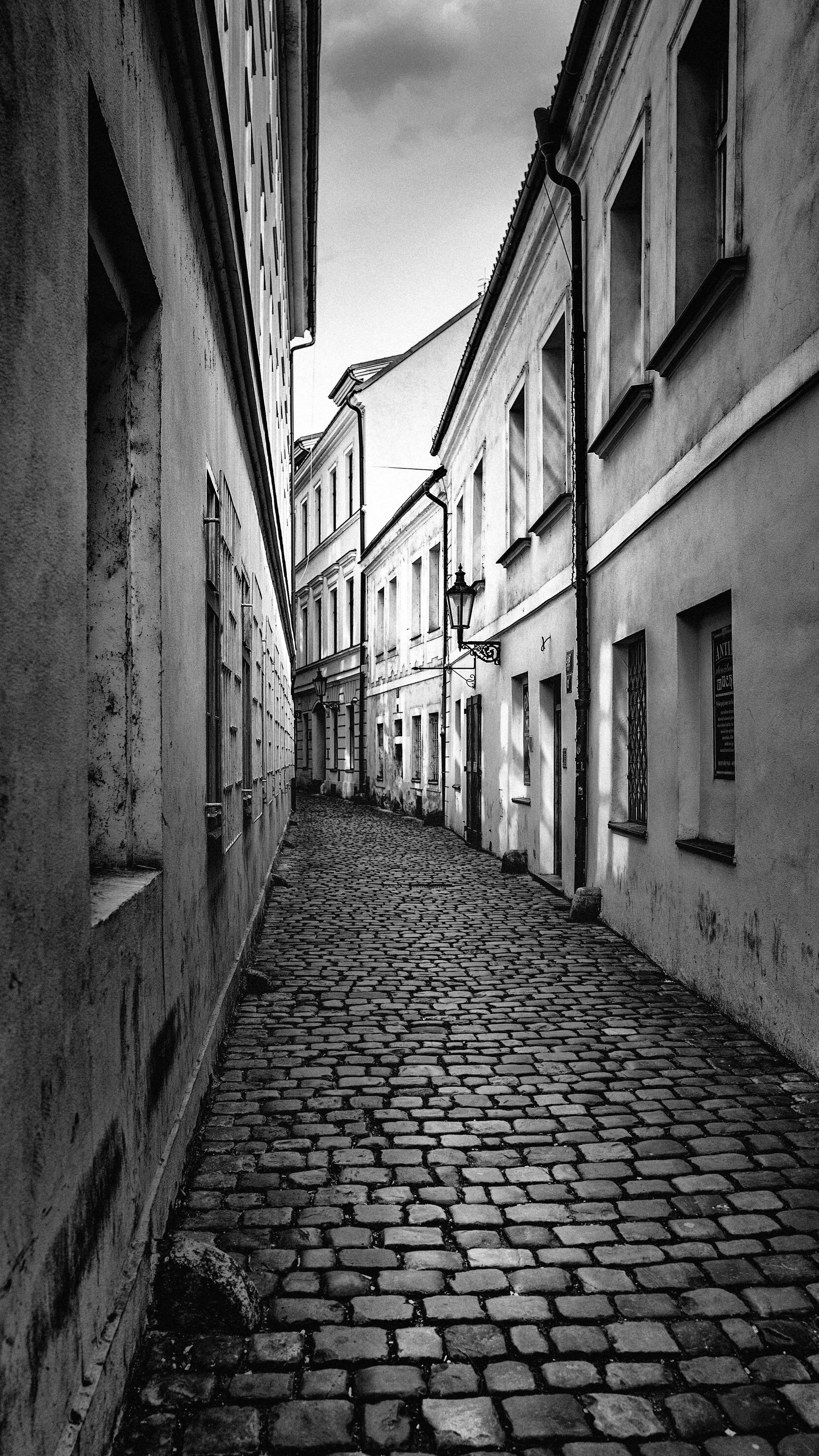 """""""El callejón"""", Praga, República Checa. Abril 2018"""