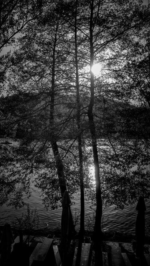 Luces sombres y reflejos